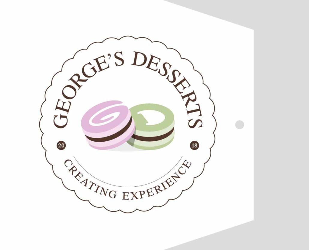 George's Desserts - Drawing Room - Theodoros Korkontzelos
