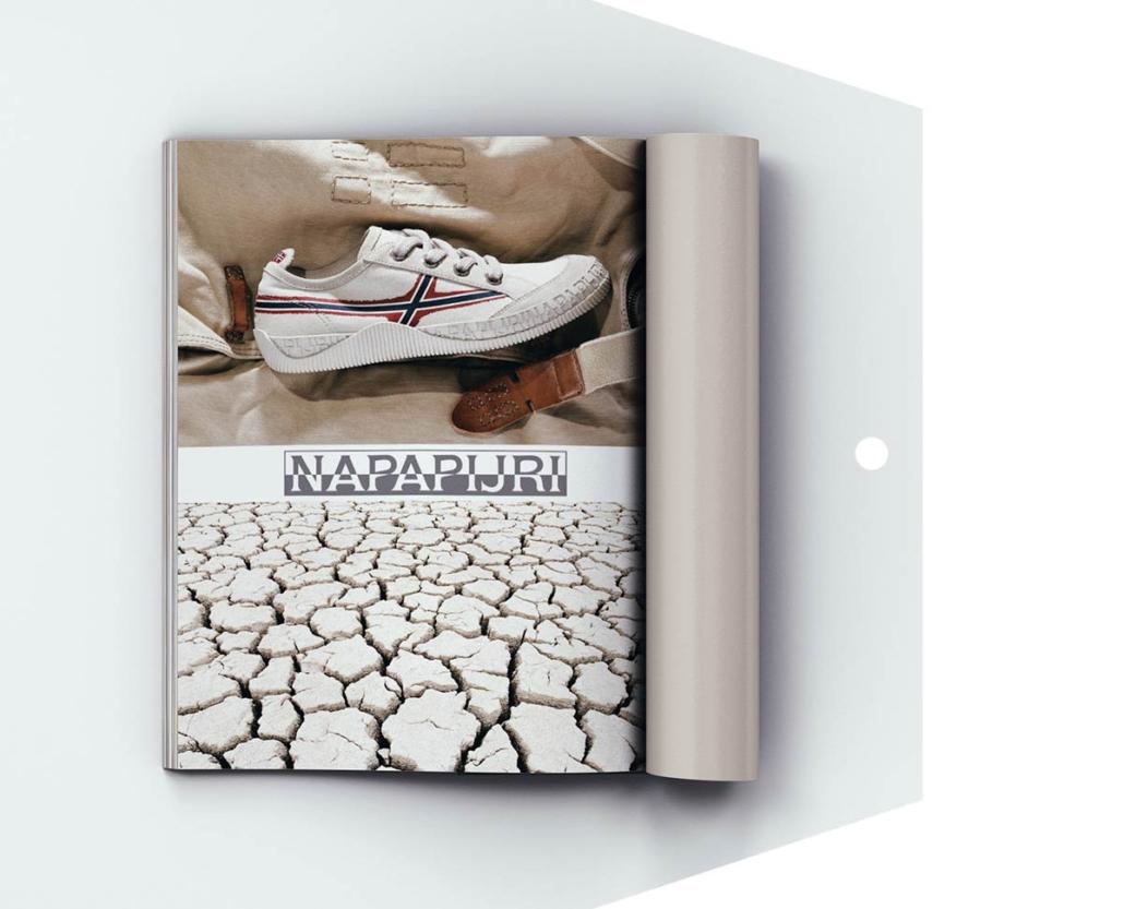 Napapijri - Drawing Room - Theodoros Korkontzelos