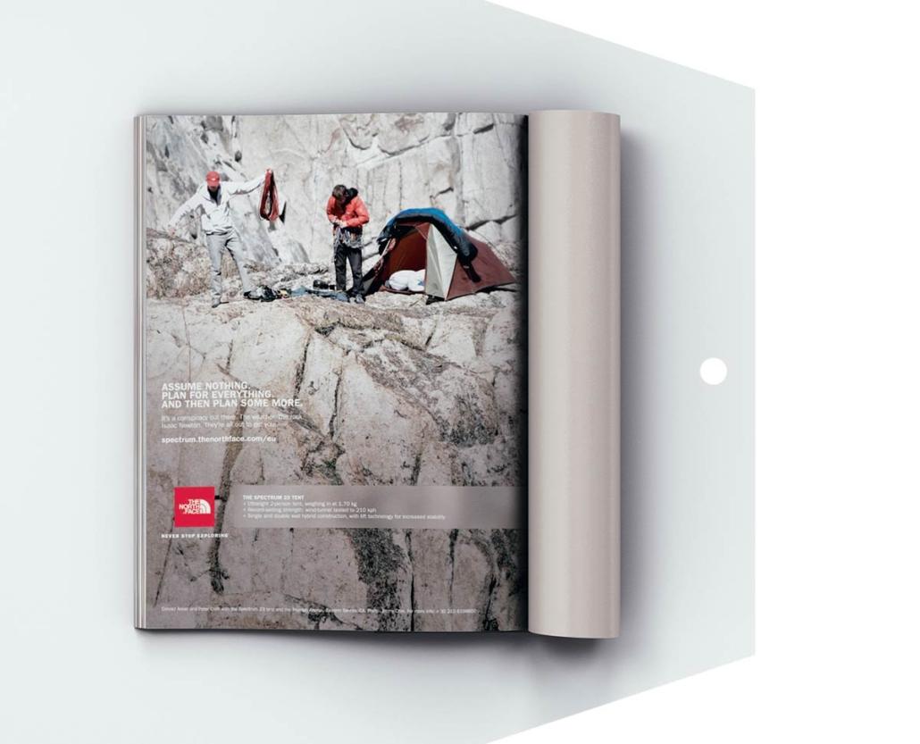 The North Face - Drawing Room - Theodoros Korkontzelos
